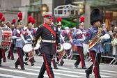 St Patrick's Day Parade — Stock Photo