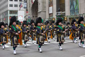 St Patrick's Day Parade — Stock Photo