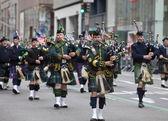 St Patrick's Day Parade — Foto de Stock