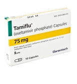 Tamiflu — Stock Photo