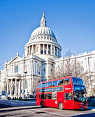 St.Paul's Cathedral — Stock Photo