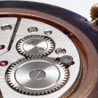 Stock Photo: Closeup of watch gears