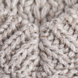 Knitted wool texture. — Stock Photo