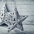 Stock Photo: Christmas stars