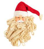 Santa claus speelgoed — Stockfoto