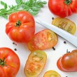 Tomatoes — Stock Photo #18313339