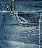 Blue jeans — Stockfoto