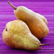 Ripe pears - Stock Photo