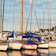 Yachts and boats — Stock Photo #37073435