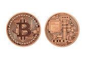 Bitcoins — Stock Photo