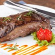 Grilled sirloin steak — Stock fotografie #13181697