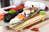 Classic japanese food — Stock Photo