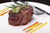 Grilled Steak — Stockfoto