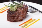 Grilovaný biftek — Stock fotografie