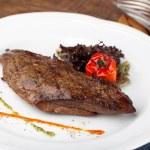 Grilled Steak — Stock Photo #15737045
