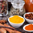 Spice collection — Stock Photo #20616699