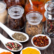 Spice collection — Stock Photo #20616707