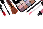 Various Cosmetics — Stock Photo