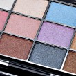 Stock Photo: Eye shadow