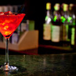 Cosmopolitan cocktail — Stock Photo #23586327