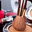 Various Cosmetics — Stock Photo #23586419