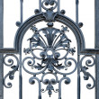 Ornamental Wrought Iron — Stock Photo