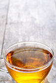 Çay bardağı — Stok fotoğraf