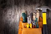 Set of tools — Stock Photo
