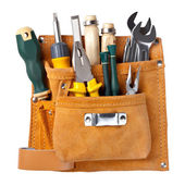 Set of tools — Stockfoto