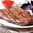 Grilled Steak — Stock Photo #33150157