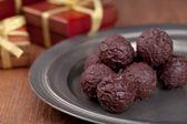 Caramella al cioccolato — Foto Stock