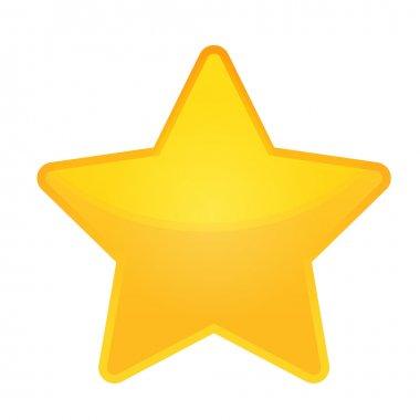 Golden vector star