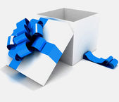 Open gift box. — Stock Photo
