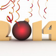 2014 year — Stock Photo #31574227