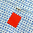 Clothing label — Stock Photo