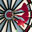 Darts 2 — Stock Photo