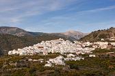 Canillas de Albaida in Spain, a traditional white town — Stock Photo