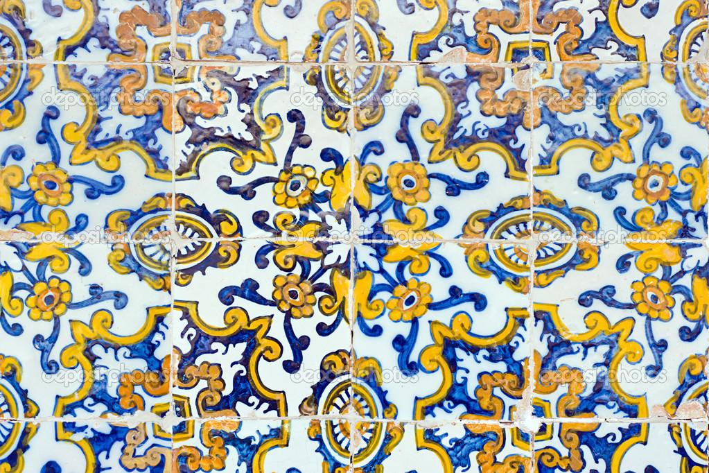 Vintage style espagnol c ramique d coration murale for Decoration espagnol