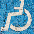 Handicapped parking — Stock Photo #20387871