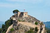 Xativa Castle, Valencia, Spain — Stock Photo