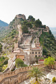Xativa Castle, Valencia, Spain — Stock Photo