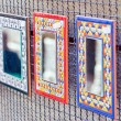 Foto Stock: Decorative mirrors