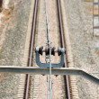 Railway line — Stock Photo #24777395