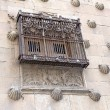 Casa de las Conchas in Salamanca, Castilla y Leon, Spain — Stock Photo