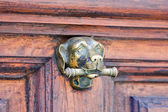 Aldaba de puerta — Foto de Stock