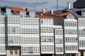 A Coruña — Fotografia Stock