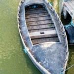 Boat in Albufera, Valencia, Spain — Stock Photo #29944973