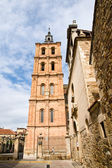 Saint Mary Cathedal of Astorga. Spain — ストック写真