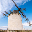 Windmills in Consuegra, Spain — Stock Photo