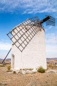 Windmills in Consuegra, Spain — Foto de Stock